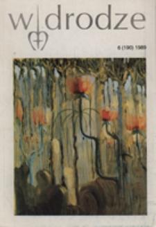 W drodze - R.17 (1989) nr 6