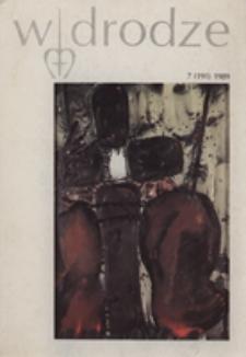 W drodze - R.17 (1989) nr 7