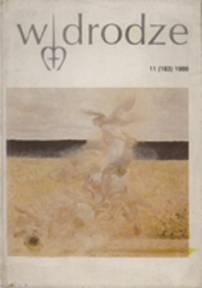 W drodze - R.16 (1988) nr 11
