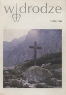 W drodze - R.18 (1990) nr 9