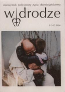 W drodze - R. 22 (1994) nr 3
