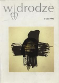 W drodze - R. 20 (1992) nr 2