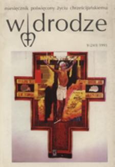 W drodze - R.21 (1993) nr 9