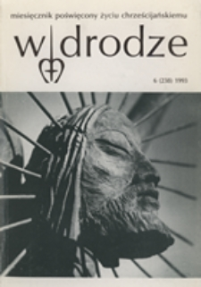 W drodze - R.21 (1993) nr 6