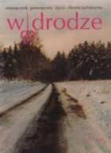 W drodze - R. 23 (1995) nr 1