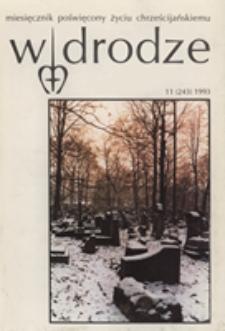 W drodze - R.21 (1993) nr 11