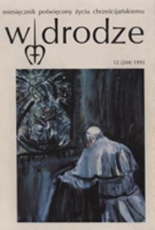 W drodze - R.21 (1993) nr 12