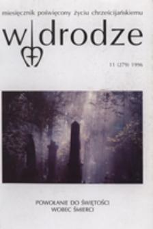W drodze - R.24 (1996) nr 11