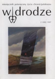W drodze - R.25 (1997) nr 2