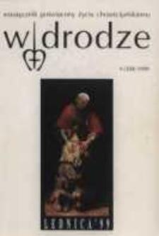 W drodze - R.27 (1999) nr 4