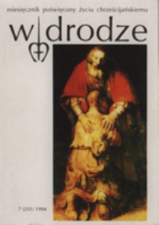 W drodze - R. 22 (1994) nr 7