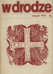 W drodze - R.6 (1978) nr 11