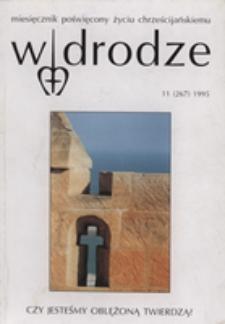 W drodze - R. 23 (1995) nr 11