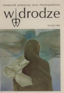 W drodze - R.22 (1994) nr 10