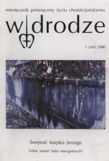 W drodze - R.23 (1996) nr 1