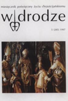 W drodze - R.25 (1997) nr 5