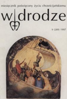 W drodze R.25 (1997) nr 9