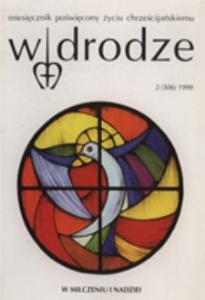 W drodze - R.27 (1999) nr 2