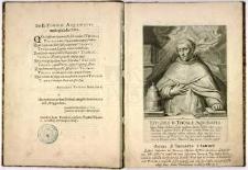 Vita d. Thomae Aquinatis