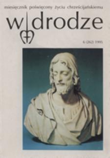 W drodze - R. 23 (1995) nr 6