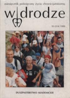 W drodze - R.27 (1999) nr 10