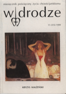 W drodze - R.27 (1999) nr 11