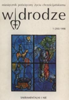 W drodze - R.26 (1998) nr 1