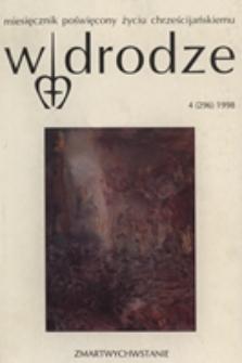 W drodze - R.26 (1998) nr 4