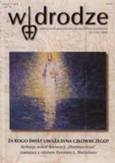 W drodze - R.28 (2000) nr 10