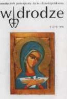 W drodze - R.24 (1996) nr 6