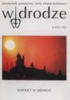 W drodze - R.24 (1996) nr 8