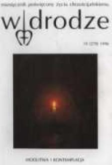 W drodze - R.24 (1996) nr 10