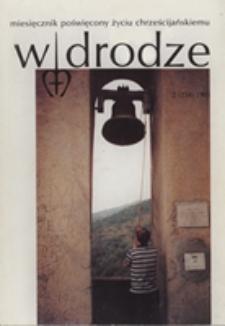 W drodze - R. 21 (1993) nr 2