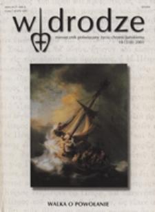 W drodze - R.29 (2001) nr 10