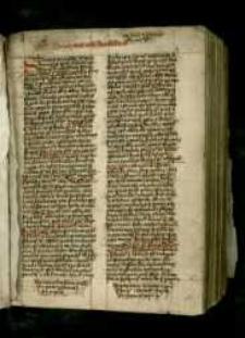 I. Tractatus diversi contra hereticos. Tractatus contra Jacobellitas (k. 1–149); II. Tractatus de sacramento Eucharistiae contra Wyclefistas (k. 150–167); III. Tractatus contra hereticos (k. 167–174); IV. Tractatus de imaginibus sanctorum (k. 174–184); V. Tractatus de propriis sacerdotum et parochiarum (k. 184–189); VI. De quattuor partis ecclesiae contra hereticos (k. 190–204); VII. Contra Sodomitas et gomorritas (k. 205– )