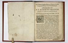 Propago D. Hyacinthi thavmatvrgi Poloni, seu De rebus praeclare gestis in Prouincia poloniae Ordinis Praedicatorum commentarivs