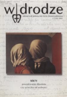 W drodze - R.29 (2001) nr 2
