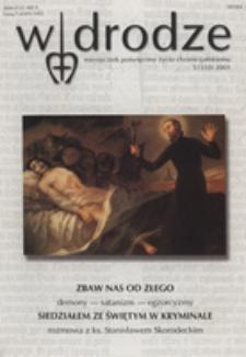 W drodze - R.29 (2001) nr 5