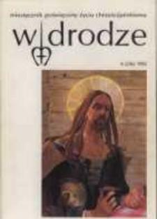 W drodze - R. 21 (1993) nr 4