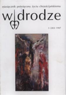 W drodze - R.25 (1997) nr 3