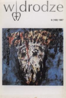 W drodze - R.15 (1987) nr 9