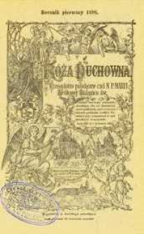 Róża Duchowna - R. 1 (1898) n. 1-12