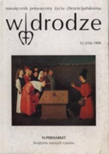 W drodze - R.27 (1999) nr 12
