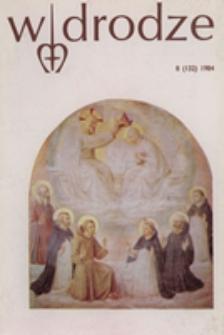 W drodze - R.12 (1984) nr 8