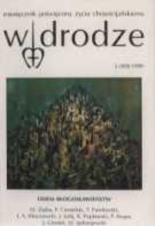 W drodze - R.27 (1999) nr 5
