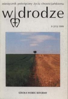 W drodze - R.27 (1999) nr 9