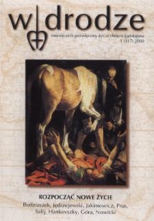 W drodze - R.28 (2000) nr1