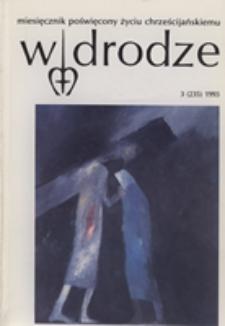W drodze - R.21 (1993) nr 3