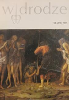 W drodze - R.19 (1991) nr 11