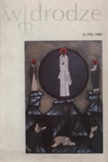 W drodze - R.17 (1989) nr 8